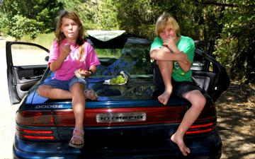 twins-picnic-on-boot01.jpg