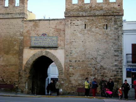 entrancetooldcity