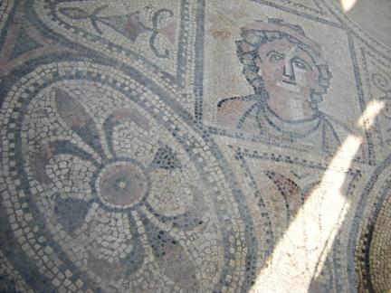 dusty mosaics
