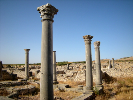 house of columns