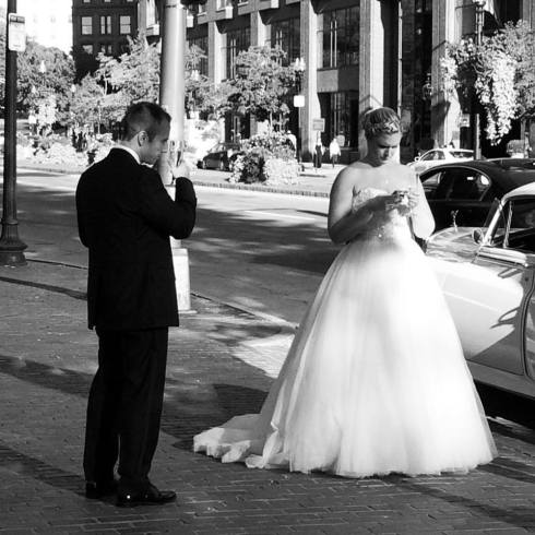 boston phone wedding