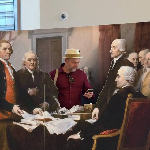 donn and founding fathers